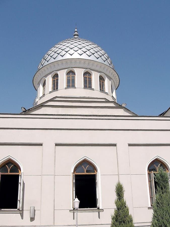 Dôme 2007 de mosquée de Tashkent Juma photos stock