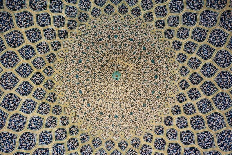 Dôme islamique images libres de droits