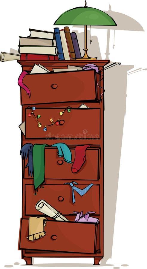 Download Dżonka ilustracja wektor. Obraz złożonej z mieszkanie - 16555812