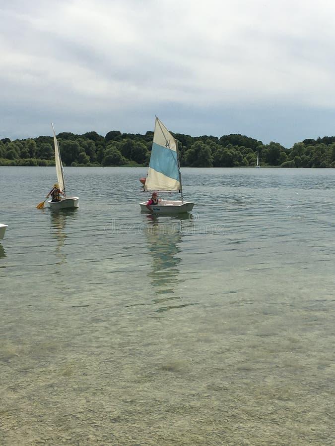 D'Orient λίμνη Λα Forêt στοκ εικόνα με δικαίωμα ελεύθερης χρήσης