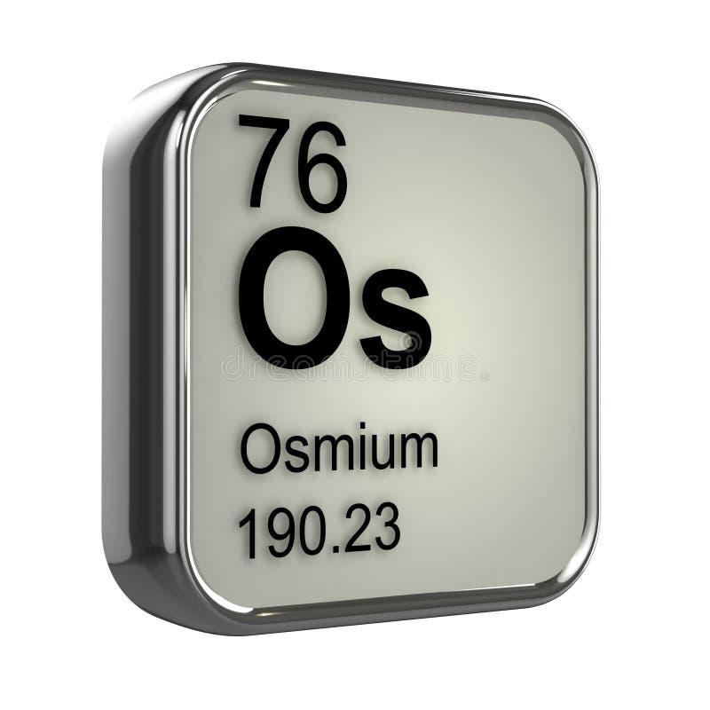3d Osmium Element Stock Illustration Illustration Of Atoms 39137061