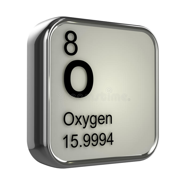 Periodic table oxygen place in periodic table periodic table of 3d oxygen element stock illustration illustration of density periodic table urtaz Gallery