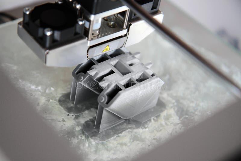 3D Printer royalty-vrije stock fotografie
