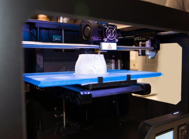 3D Printer - FDM-Druk stock fotografie