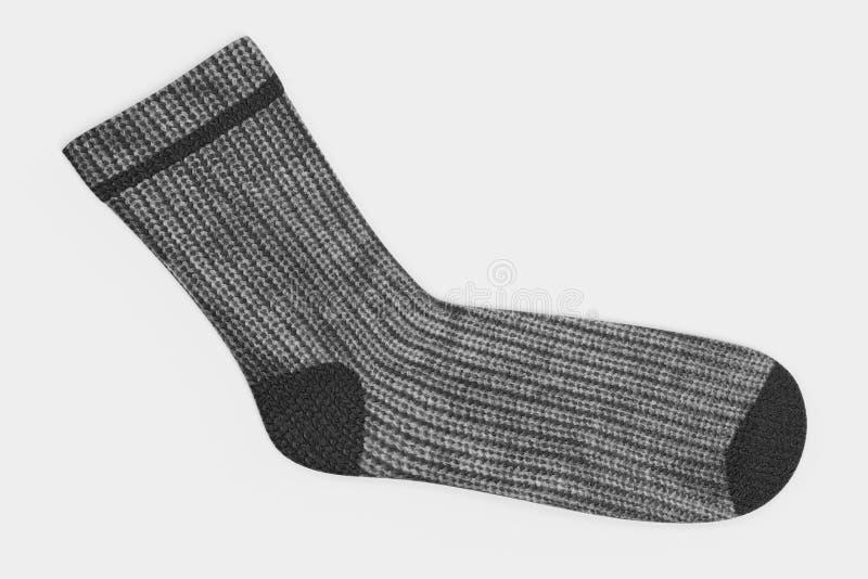 3D rendent des chaussettes d'hiver illustration libre de droits