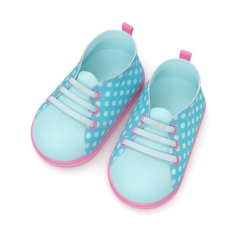 Baby Shoes Stock Illustrations 4 892 Baby Shoes Stock Illustrations Vectors Clipart Dreamstime