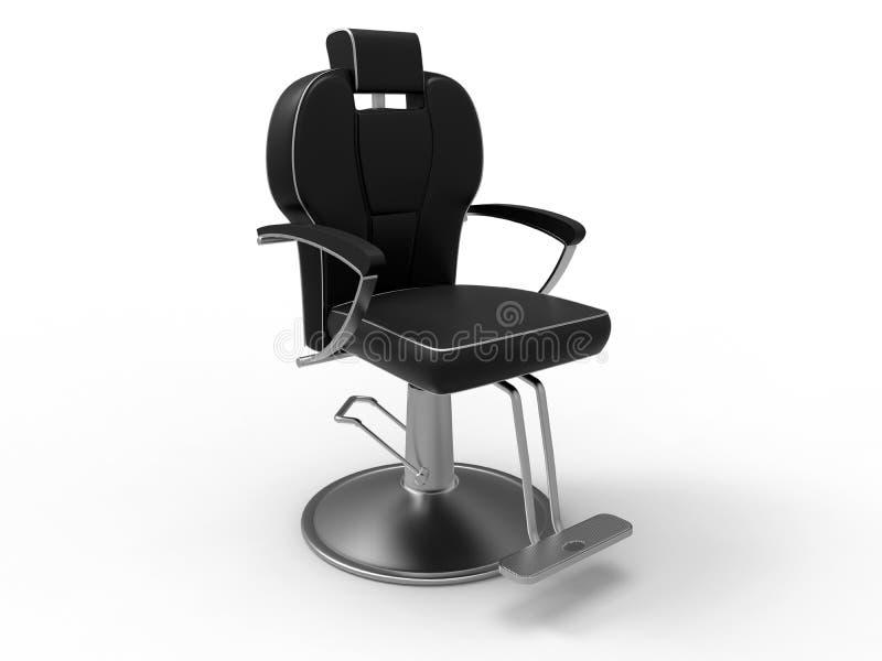Download Modern Barber Chair Stock Illustration. Illustration Of Gray    94978098