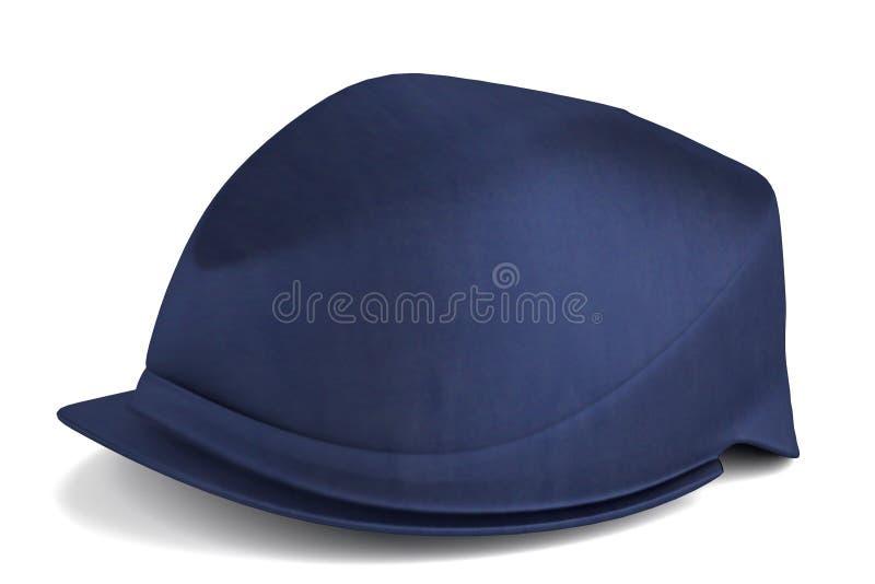 3d Render Of Summer Hat Stock Illustration