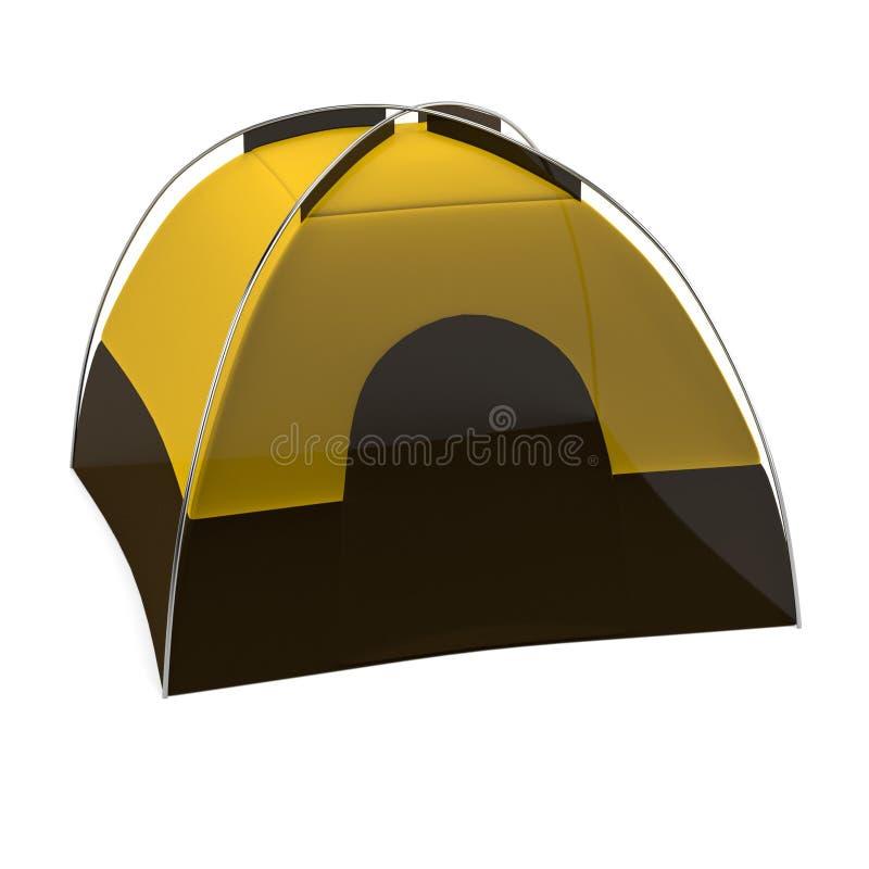 Download 3d Render Of Tent Stock Illustration - Image: 40116314