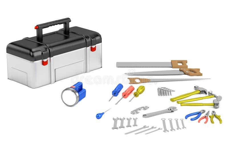 Download 3d Render Of Tools Stock Illustration - Image: 40116344
