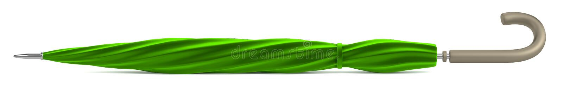 Download 3d render of umbrella stock illustration. Image of umbrella - 40116392
