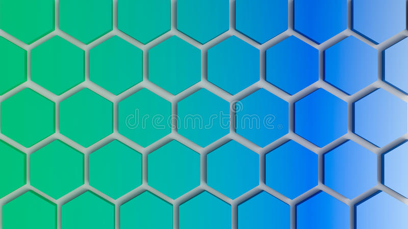 3d rendered background. 3d rendered abstract background royalty free illustration