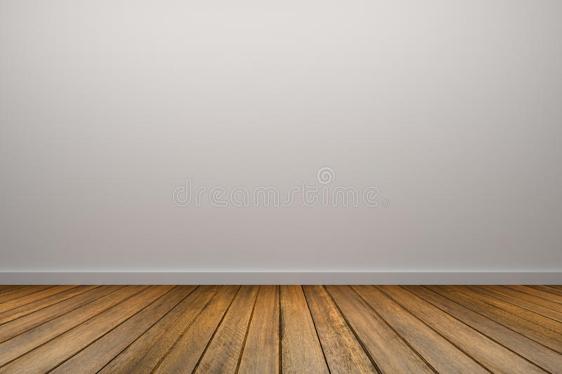 3d Rendering Illustration Of Background Empty Room With