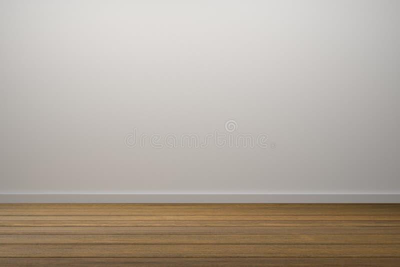 3D rendering: ilustracja tło pusty pokój Z przestrzenią dla twój obrazka i teksta 3d odpłacają się pusty wystawy handlowa budka royalty ilustracja