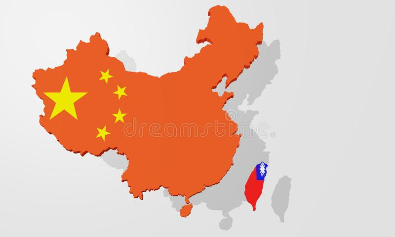 China and taiwan big brother is to the left stock illustration download china and taiwan big brother is to the left stock illustration illustration of gumiabroncs Image collections