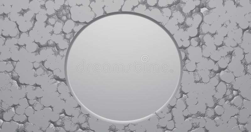 White and light gray background texture. Abstract marble cement texture, natural stone patterns for design work. Frame for writing royalty free stock photo
