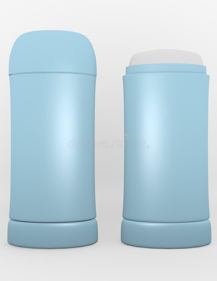 3d rendono del deodorante in stick delle donne royalty illustrazione gratis