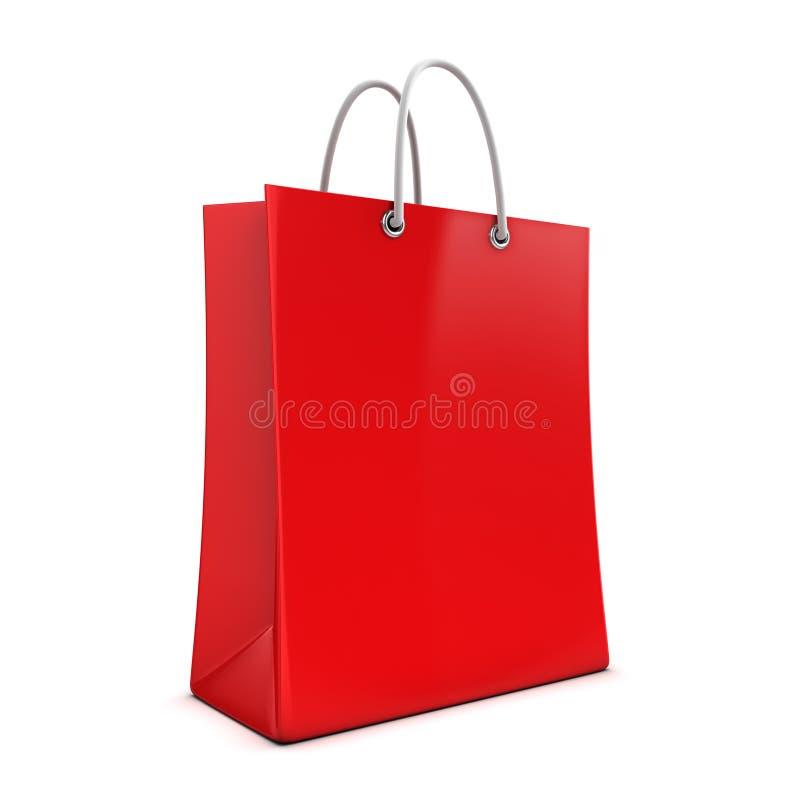 3d rewolucjonistki torba na zakupy ilustracji