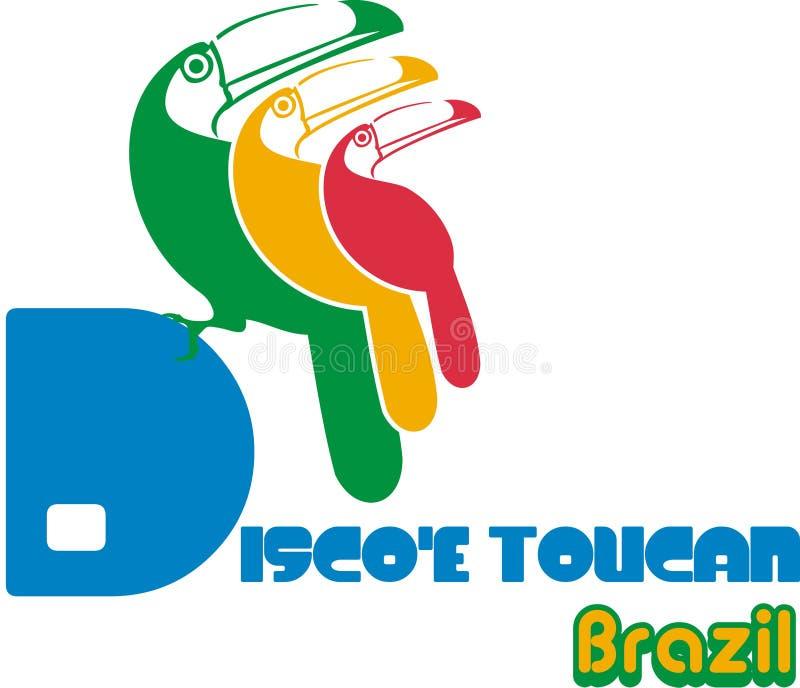 Download Dıscos'e Toucan Royalty Free Stock Photos - Image: 9071688