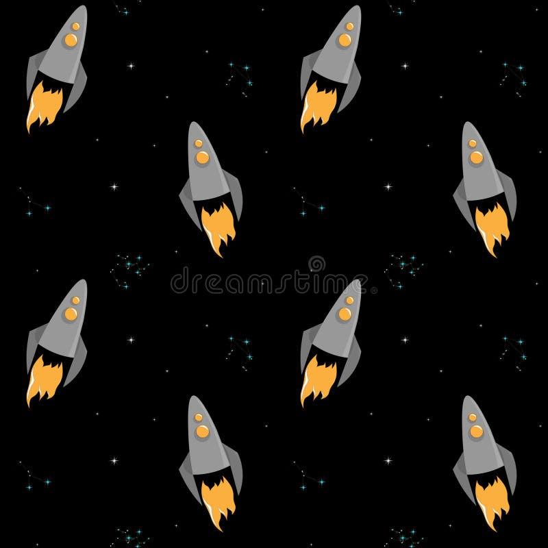 D?se vier nah an der Unterseite gegen den blauen Himmel Muster-Entwurf von Kleidung, Gewebe, Briefpapier, Feiertag, Plakat stock abbildung