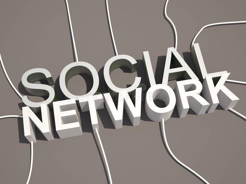 Download 3d Social Network Text Concept Stock Illustration - Illustration of information, cloud: 33168120