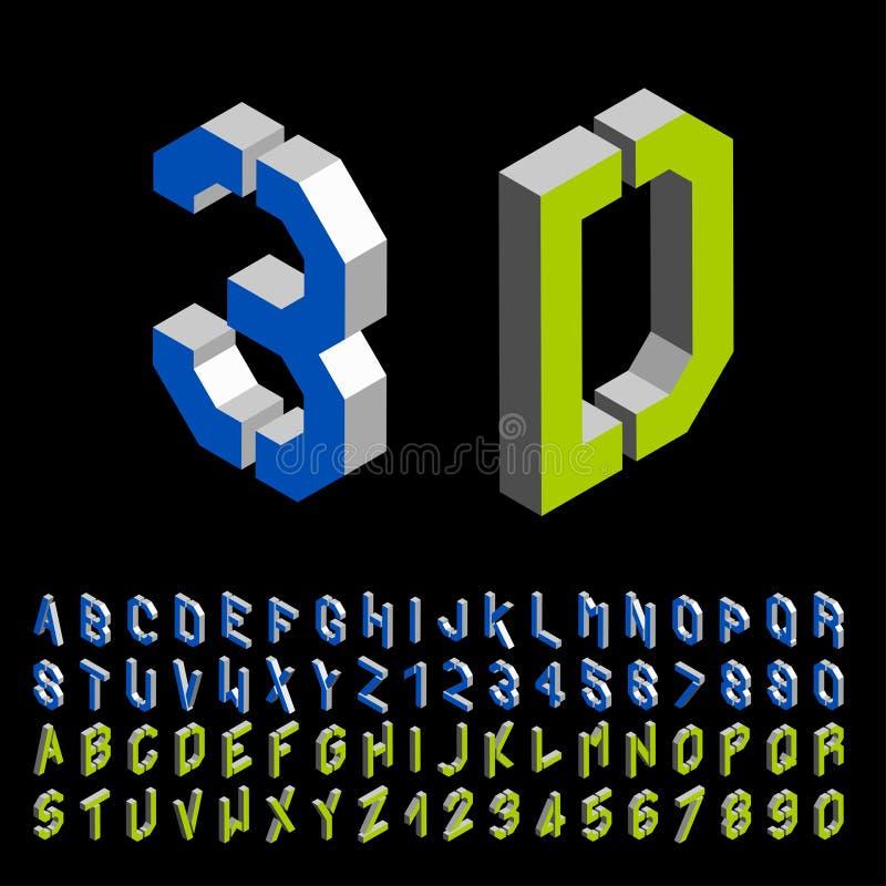 Stencil Spray Paint Font Stock Illustrations – 250 Stencil
