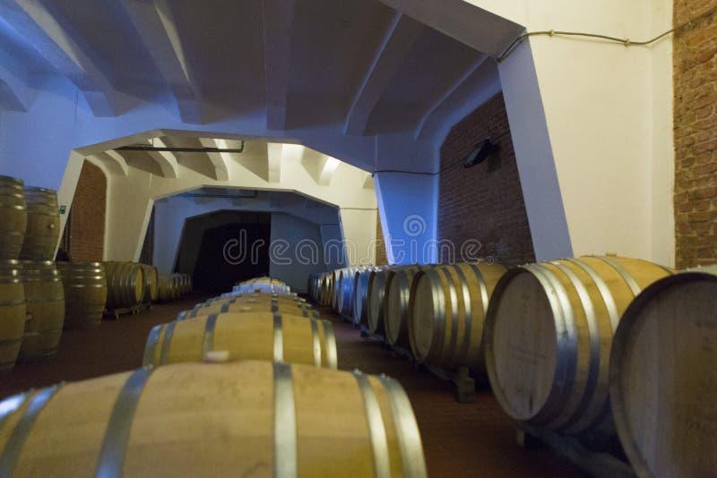 3d tło baryłki modelują biały wino zdjęcie royalty free
