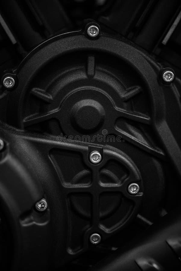 D?tail de moteur de moto photos libres de droits