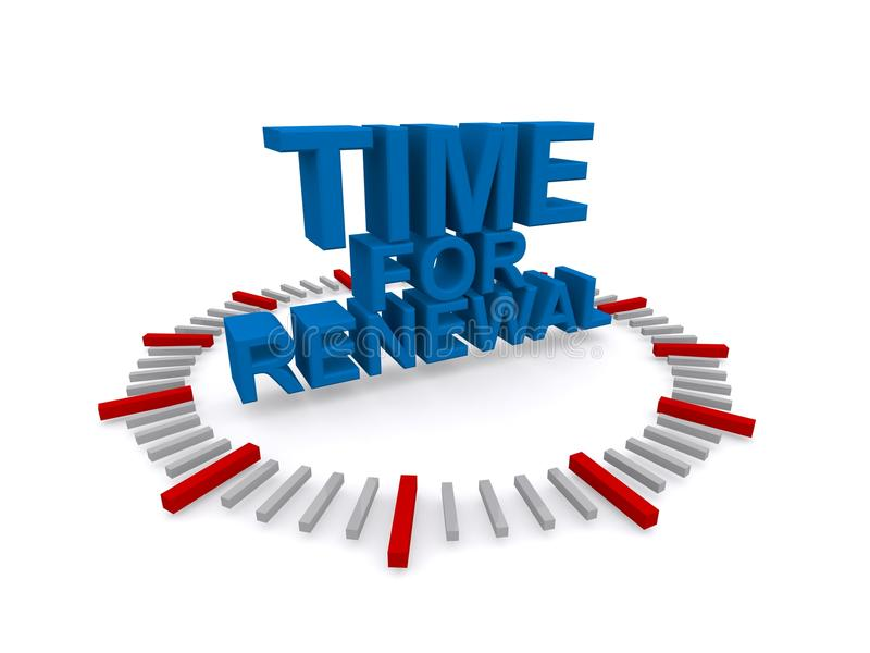 Image result for TIME FOR RENEWAL
