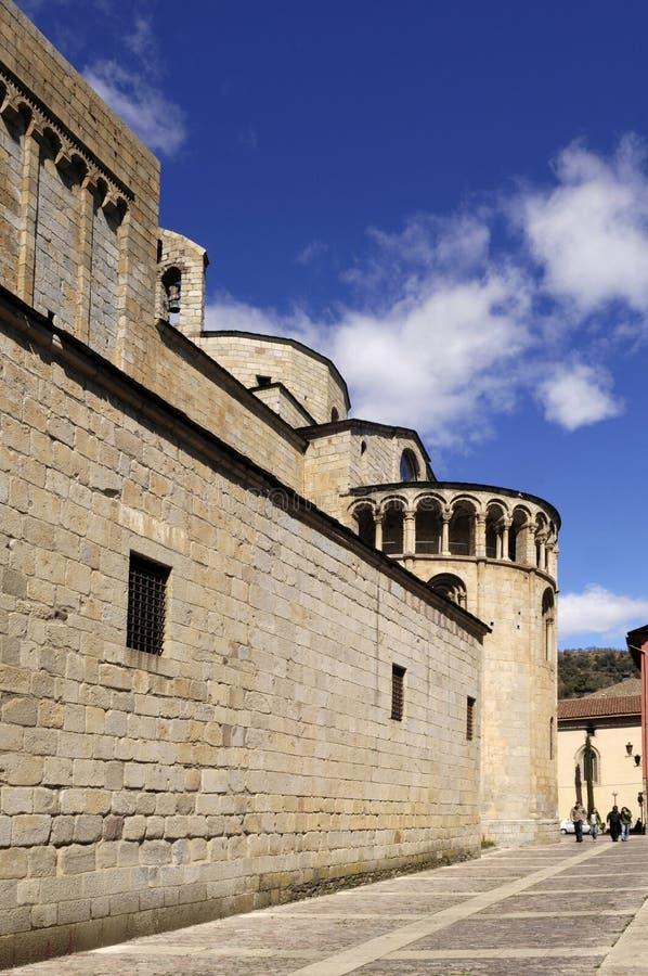 D'Urgell de Nuestra Senyora, catedral fotografía de archivo