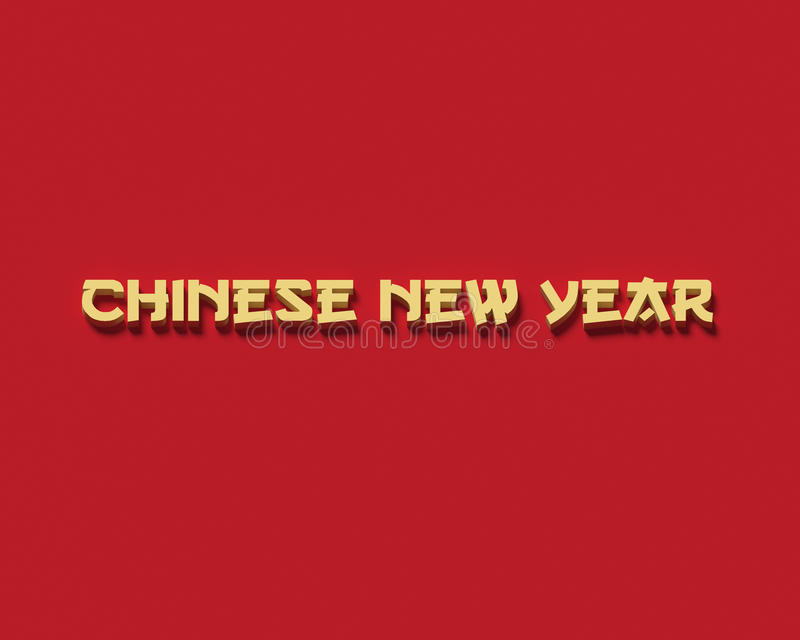 3d words chinese new year on plain background stock illustration download 3d words chinese new year on plain background stock illustration illustration of m4hsunfo