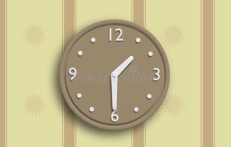 Download 3d zegar ilustracji. Ilustracja złożonej z kreatywnie - 53783660