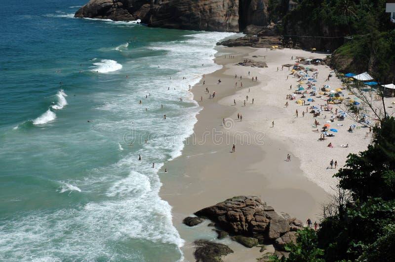 da De Janeiro joatinga praia Rio obrazy royalty free