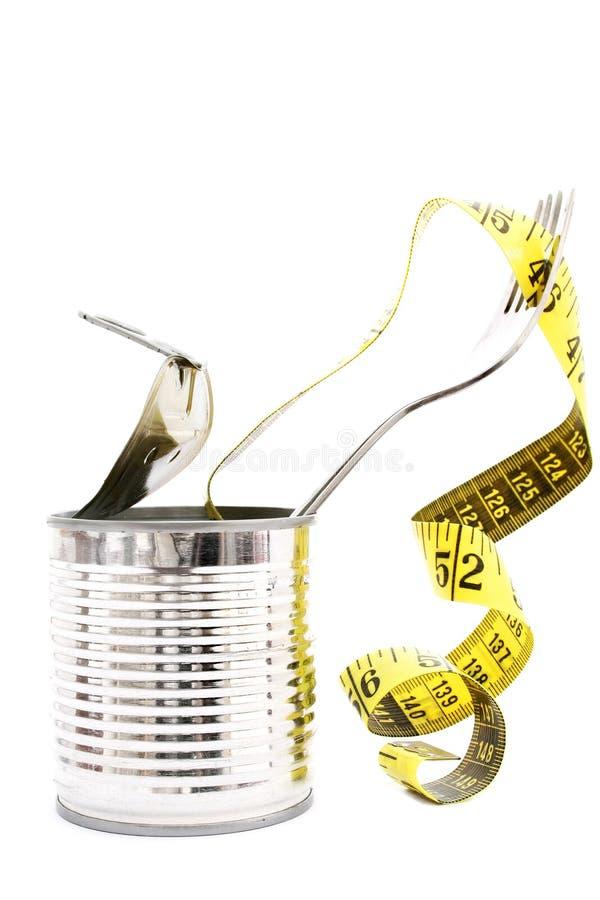 Da dieta vida ainda imagens de stock royalty free