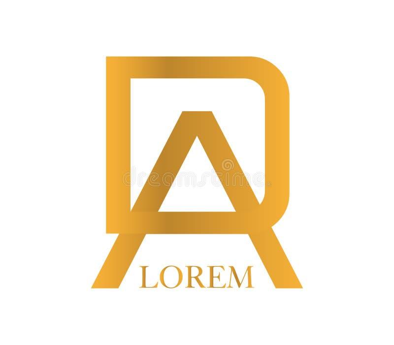 Download DA Logo Concept Design Stock Vector - Image: 83705163