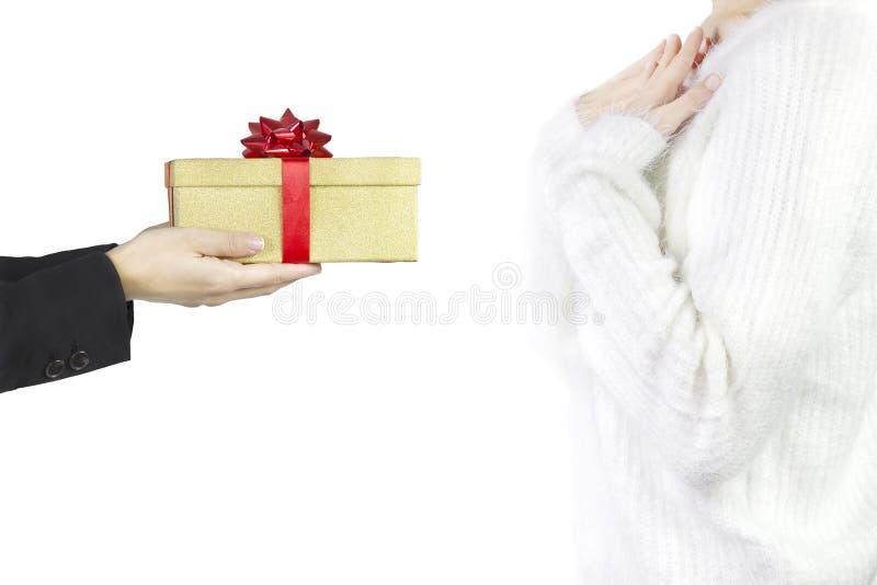 Download Dać prezent obraz stock. Obraz złożonej z oferty, giza - 65225847