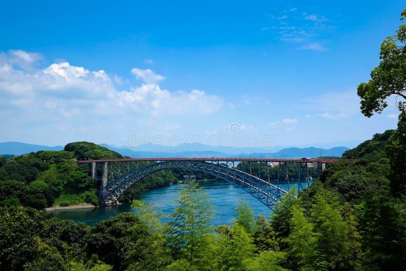 Da qualche parte nel Giappone immagini stock