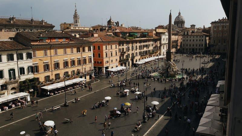 Da Roma con amore immagini stock libere da diritti
