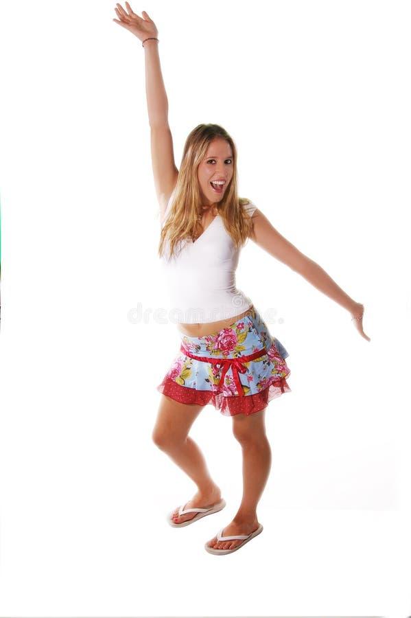Download DAA Biondo Di Espressioni L'AT Immagine Stock - Immagine di espressione, skirt: 221213
