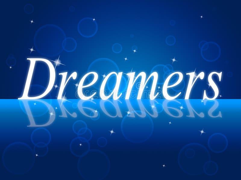 Daca孩子我们的梦想家立法移民-第2个例证 向量例证