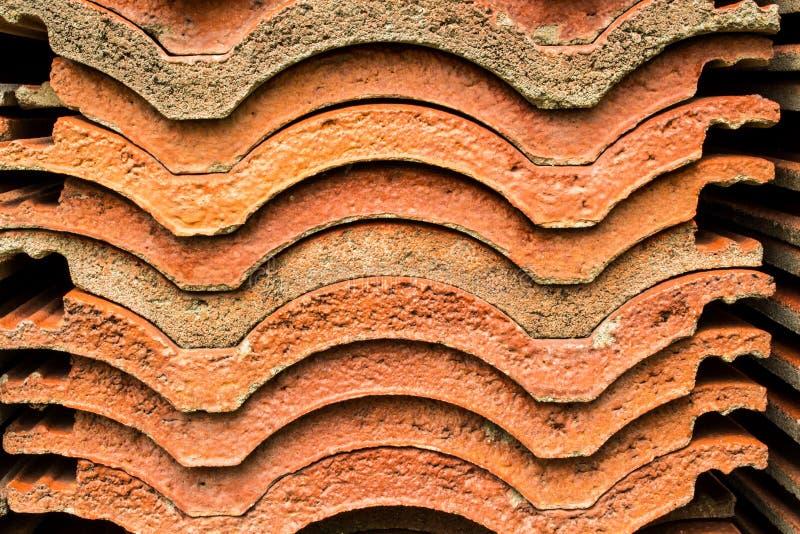 Download Dachówkowa glina obraz stock. Obraz złożonej z ceramiczny - 28964767