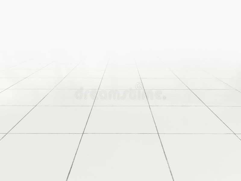 Dachówkowej podłoga tło fotografia stock