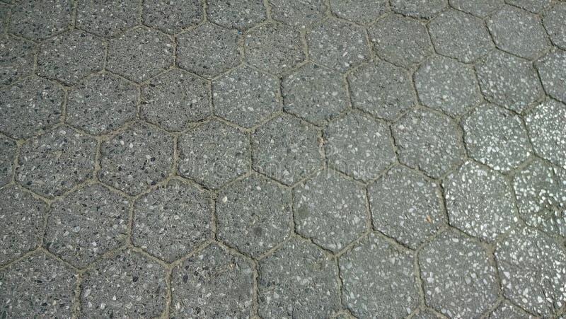 Dachówkowy wzór przy belwederu kasztelem w central park obrazy stock