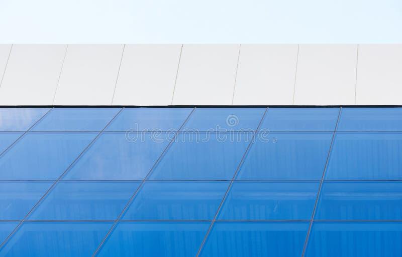 Dach des Geschäftszentrums lizenzfreie stockbilder