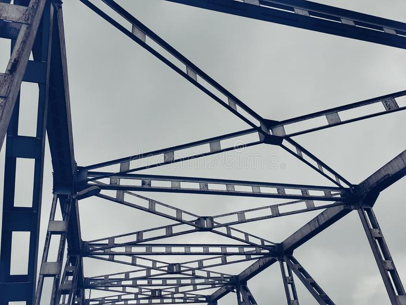 Dach einer Fliege vorbei stockbilder