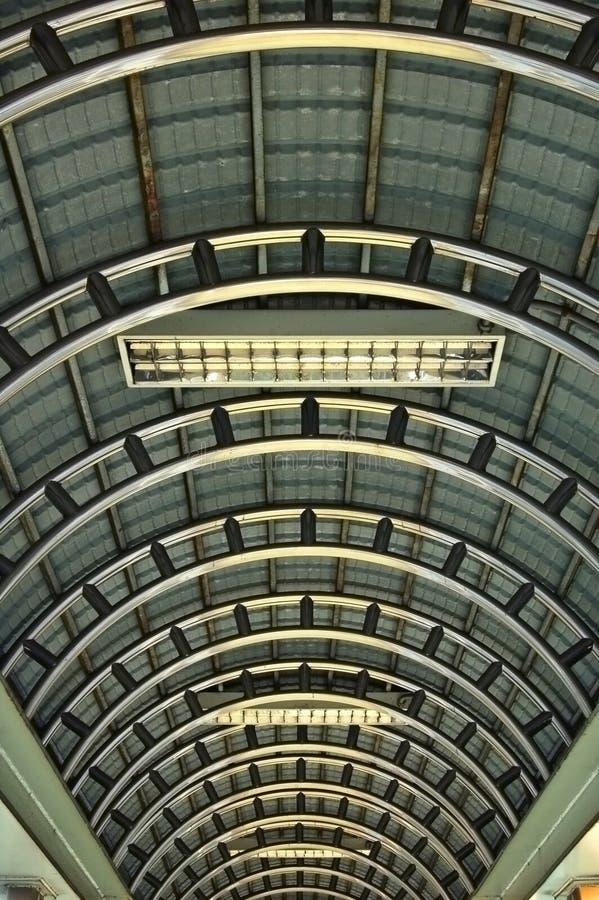 dach metali zdjęcie stock