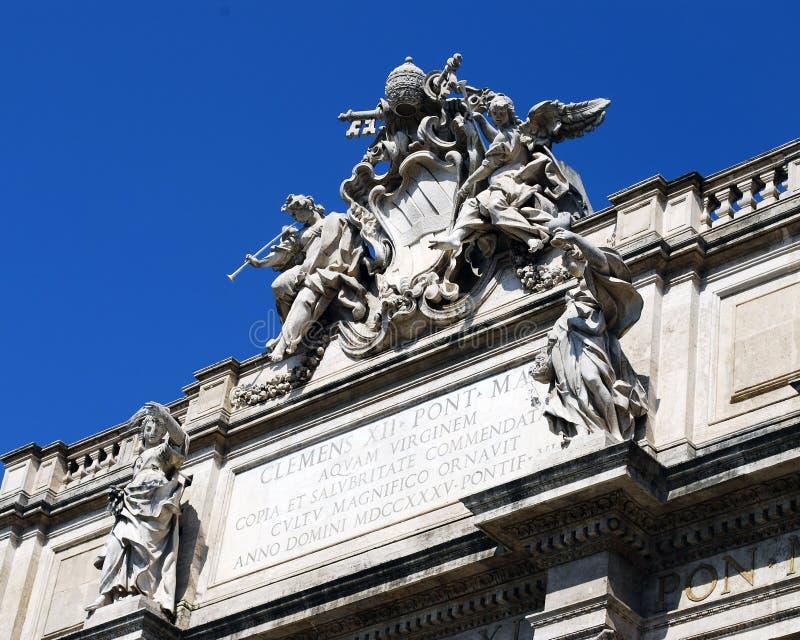 Dach rzeźby obraz stock