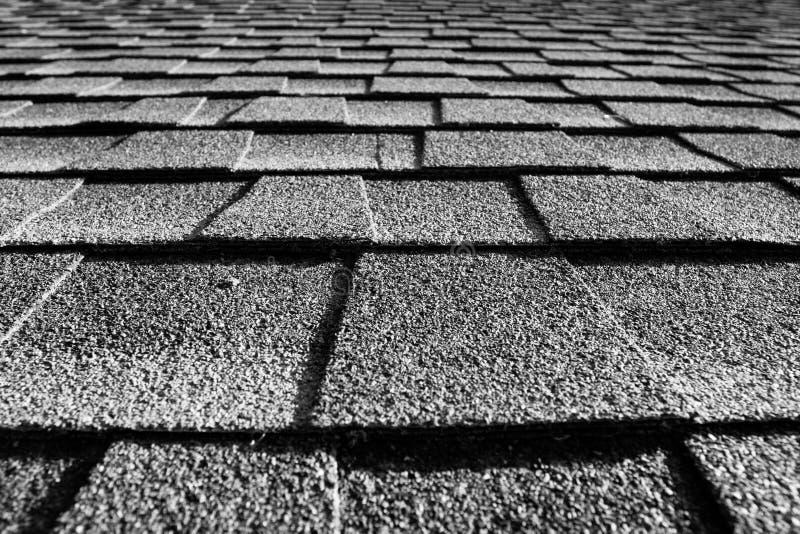 Dach-Schindeln stockfotos