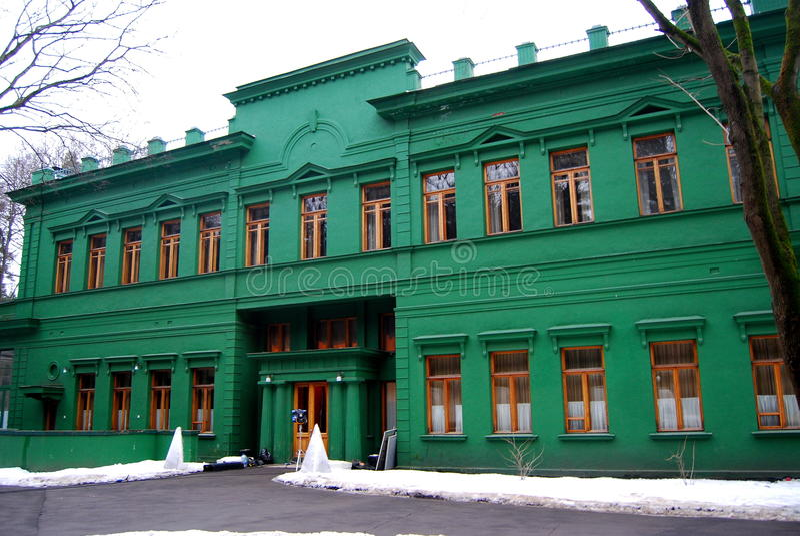 "Dacha του Στάλιν στη Μόσχα, Kuntsevo (φωτογραφία â ""– 1) στοκ εικόνες με δικαίωμα ελεύθερης χρήσης"