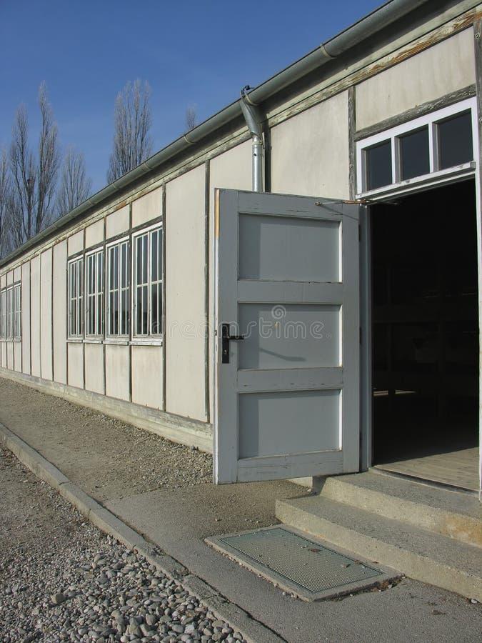 dachau συγκέντρωσης στρατόπεδ στοκ εικόνες
